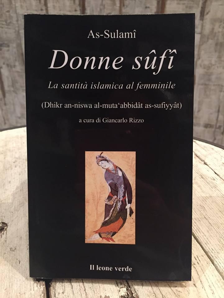 """""""Donne sufi"""" a cura di Giancarlo Rizzo"""