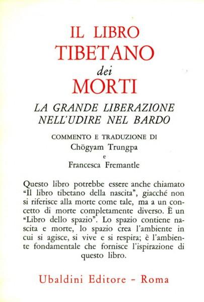 Libro Tibetano Morti
